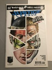 New ListingDc Justice League #33 Variant Cover Dark Nights Metal Tie-In