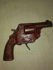 Vintage metal red Ranger toy gun