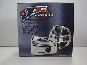 JE PISTONS Toyota 91-95 MR2 3SGTE 87.0mm bore 86.0mm stroke 138.0mm rod J252062