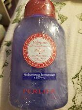 Perlier MELOGRANO Bath Cream MEDITERRANEAN POMEGRANATE BILBERRY 8.4 oz NEW