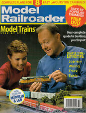 2005 36403  MODEL RAILROADER Magazine  MODEL TRAINS STEP BY STEP