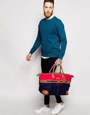 TED BAKER JUSTONE COLOR BLOCK HANDBAG HOLIDAY WEEKEND BAG RRP £129 NEW!!!