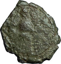 CRUSADERS of Antioch Tancred Ancient 1101AD Byzantine Time Coin St Peter i66288