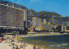 AK: Principauté de Monaco - Les Plages du Larvotto