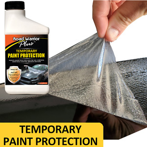 Porsche Paint Protection ROLL ON Clear Bra Film Coating 8oz Kit FREE APPLICATOR