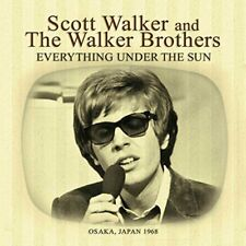 Scott Walker and The Walker Brothers - Everything Under The Sun [CD]