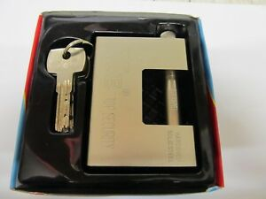 Shipping container lorry shed shutter high security heavy duty premium padlock
