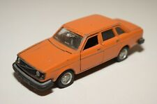 RR 1:43 NACORAL INTERCARS VOLVO 244DL 244 DL ORANGE EXCELLENT CONDITION