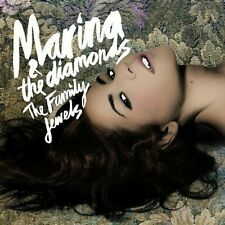 Marina and The Diamonds - Family Jewels Limited Edition CD F/S w/Tracking# Japan