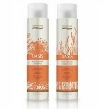 Natural Look Oasis Moisturising Shampoo & Conditioner 375ml Nourish & Strength