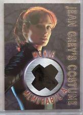 2000 MARVEL X-Men FAMKE JANSSEN JEAN GREY COSTUME Topps MOVIE MEMORABILIA CARD