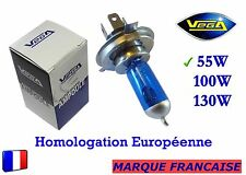 """► Ampoule Xénon Vega """"day Light"""" marque Française H4 55w 5000k Auto Phare ◄"""