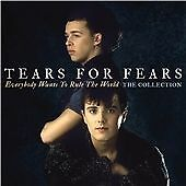 Tears for Fears - Everybody Wants to Rule the World (The Collection, 2013) CD