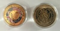 US Navy USN Operation Enduring Freedom Iraq Challenge Coin