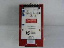 Control Concepts 1029C-V-575V-120A-R0/5V-IPOT SCR Power Controller 120A  USED