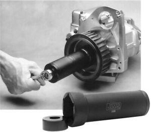 Jims 94660-37A Mainshaft Sprocket Nut Socket Tool Harley Big Twin 1936 - Current