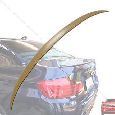 SHIP FROM LA- 535i xDrive BMW 5-series F10 M5 Style Sedan Trunk Lip Spoiler Wing