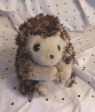 "Hand Finger Puppet Porcupine 7"" Plush Soft Toy Stuffed Animal"