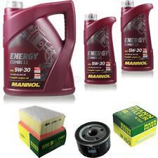 Ölwechsel Set 7L MANNOL Energy Combi LL 5W-30 + MANN Ölfilter Service 10046773