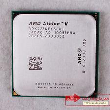 AMD Athlon II X3 425 Triple-Core CPU (ADX425WFK32GI) AM3 2.7/1.5M/667 Free ship