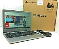 "Samsung Chromebook 4 11.6"" XE310XBA HD Laptop Intel 4GB - 32GB SSD - 2021 >3Lbs"
