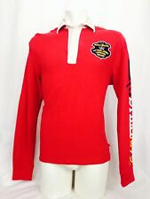ECKO UNLTD Polo/Rugby Long Sleeved Men's Medium Shirt