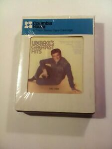 NEW IN PACKAGING Vintage 8 Track Tape Liberace's Greatest Hits Columbia House