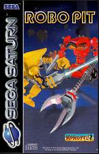 SEGA Saturn SAT Spiel - Robo Pit *komplett*