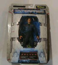 Capt. Archer Star Trek Enterprise  ArtAsylum 2002 figure MOC