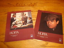 HOFFA 2 1993 Oscar ads with Jack Nicholson as Jimmy Hoffa, Danny DeVito