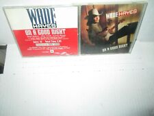 WADE HAYES - ON A GOOD NIGHT rare Single Honkytonk Country cd Excellent