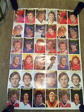 1980-81 OPC Supers Hockey Sheet Wayne Gretzky X2