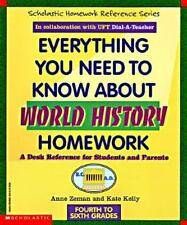Everything You Need To Know About World History Homework (Evertything You Need