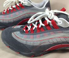 L.A. Gear Fashion Athletic Sneakers  Womens Size 8 Gray And Red