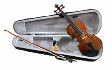 RayGar 3/4 Violin Beginner Student Pack Package Outfit + Case, Bow and Rosin