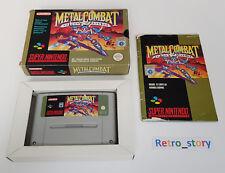 Super Nintendo SNES - Metal Combat Falcon's Revenge - PAL - FAH