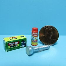 Dollhouse Miniature Replica Jar of Classico Alfredo Sauce ~ HR54301