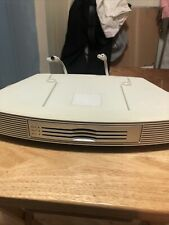 New listing Bose 3 Disc Multi-Cd Changer for Wave Radio/Cd Player Music System White