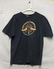 W4242 Taylor T-Shirt Short Sleeve - L - Black Solid Shirt