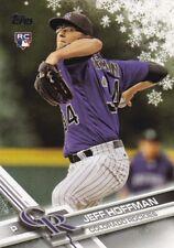 2017 Topps Holiday Baseball Sammelkarte, #HMW23 Jeff Hoffman