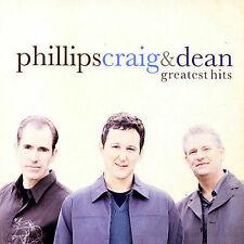 Greatest Hits - Phillips, Craig & Dean (CD, 2007, Sparrow Records)