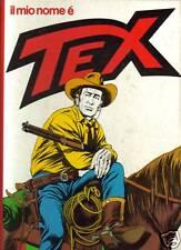 CARTONATO IL MIO NOME è TEX 2a EDIZIONE 1975 DAIM PRESS