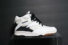 Reebok Above The Rim VTG OG Basketball Sneaker Athletic Multi Men 6 Hip White