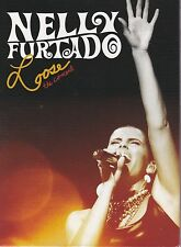 DVD - Nelly Furtado - Loose: The Concert (Limited Deluxe Edition DVD+CD / #10950