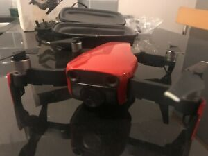 DJI Mavic Air - colour flame red - USED - IN WORKING CONDITION