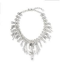 New Banana Republic Crystal Edge Statement Necklace Jewelry
