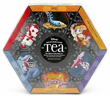 Disney Parks Alice Wonderland VARIETY Sample Pack 6 Flavors 48 Bags Tea 2.96 oz