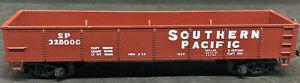 RoCo: Southern Pacific SP #328000 GONDOLA, HO Scale AUSTRIA VINTAGE