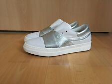 Sneaker Primabase Gr 37 weiß silber NP 229,- Euro limitierte Auflage