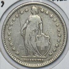 Switzerland 1879 2 Francs 151180 combine shipping